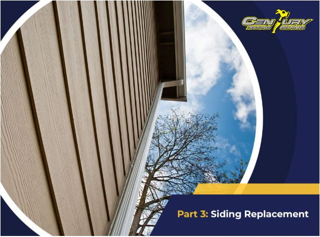 Improving Home Design and Function: Top Projects to Consider - Part 3: Siding Replacement